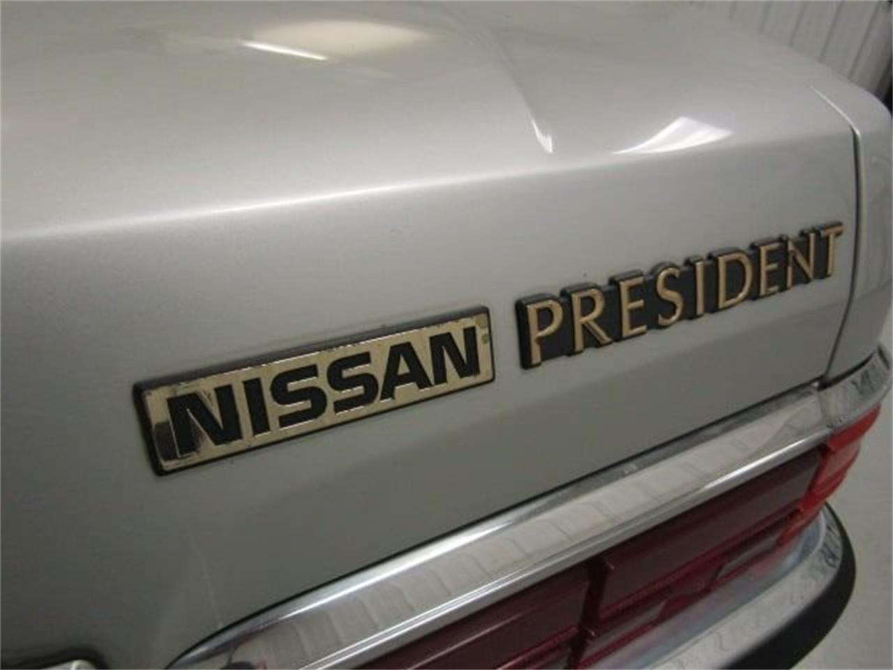 1990 Nissan President (CC-1378771) for sale in Christiansburg, Virginia
