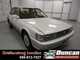 1989 Toyota Chaser (CC-1378784) for sale in Christiansburg, Virginia