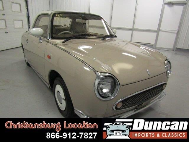 1991 Nissan Figaro (CC-1378791) for sale in Christiansburg, Virginia
