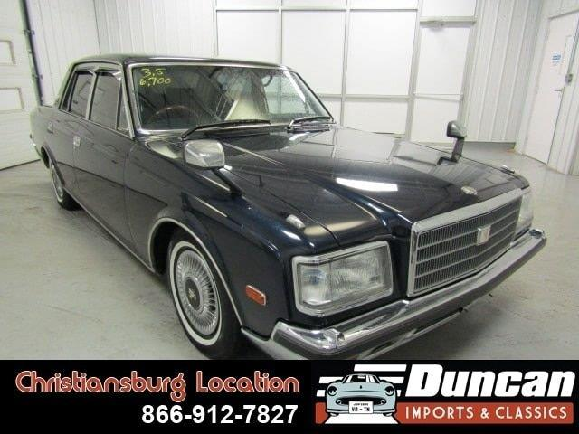 1991 Toyota Century (CC-1378793) for sale in Christiansburg, Virginia