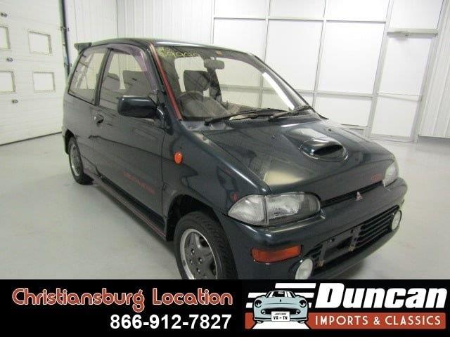 1992 Mitsubishi Minica (CC-1378826) for sale in Christiansburg, Virginia