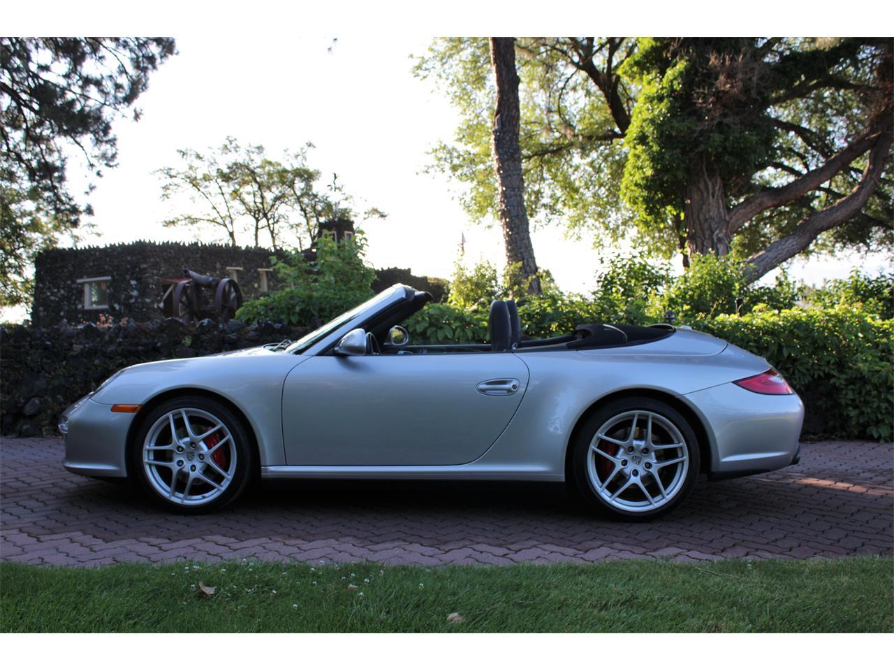 2010 Porsche 550 (CC-1378834) for sale in SPOKANE, Washington