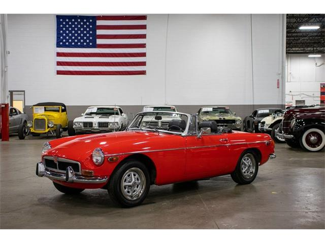 1973 MG MGB (CC-1378835) for sale in Kentwood, Michigan