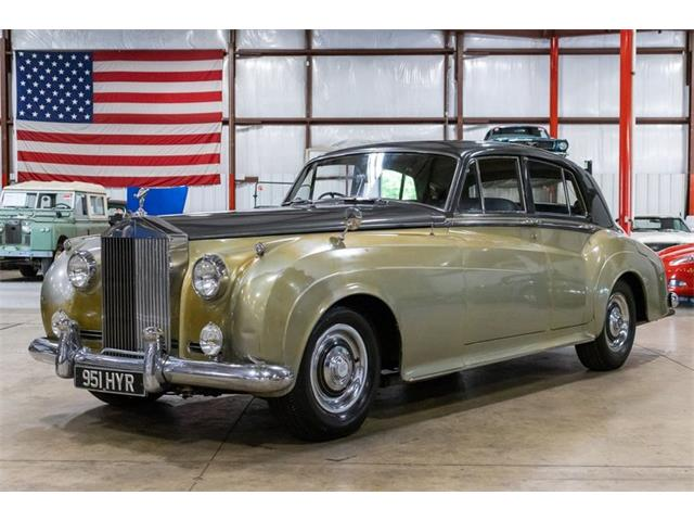 1961 Rolls-Royce Silver Cloud (CC-1378838) for sale in Kentwood, Michigan