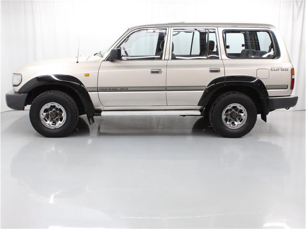 1992 Toyota Land Cruiser FJ (CC-1378842) for sale in Christiansburg, Virginia