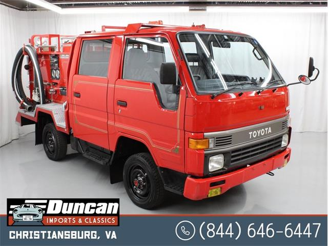 1991 Toyota Hiace (CC-1378844) for sale in Christiansburg, Virginia