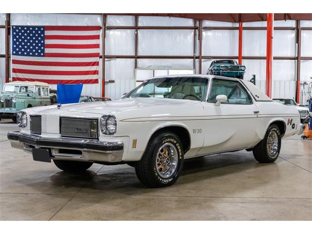 1975 Oldsmobile Cutlass (CC-1378857) for sale in Kentwood, Michigan
