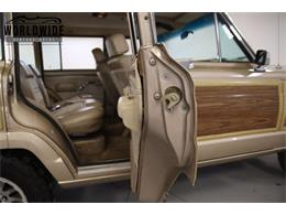 1989 Jeep Wagoneer (CC-1378859) for sale in Denver , Colorado