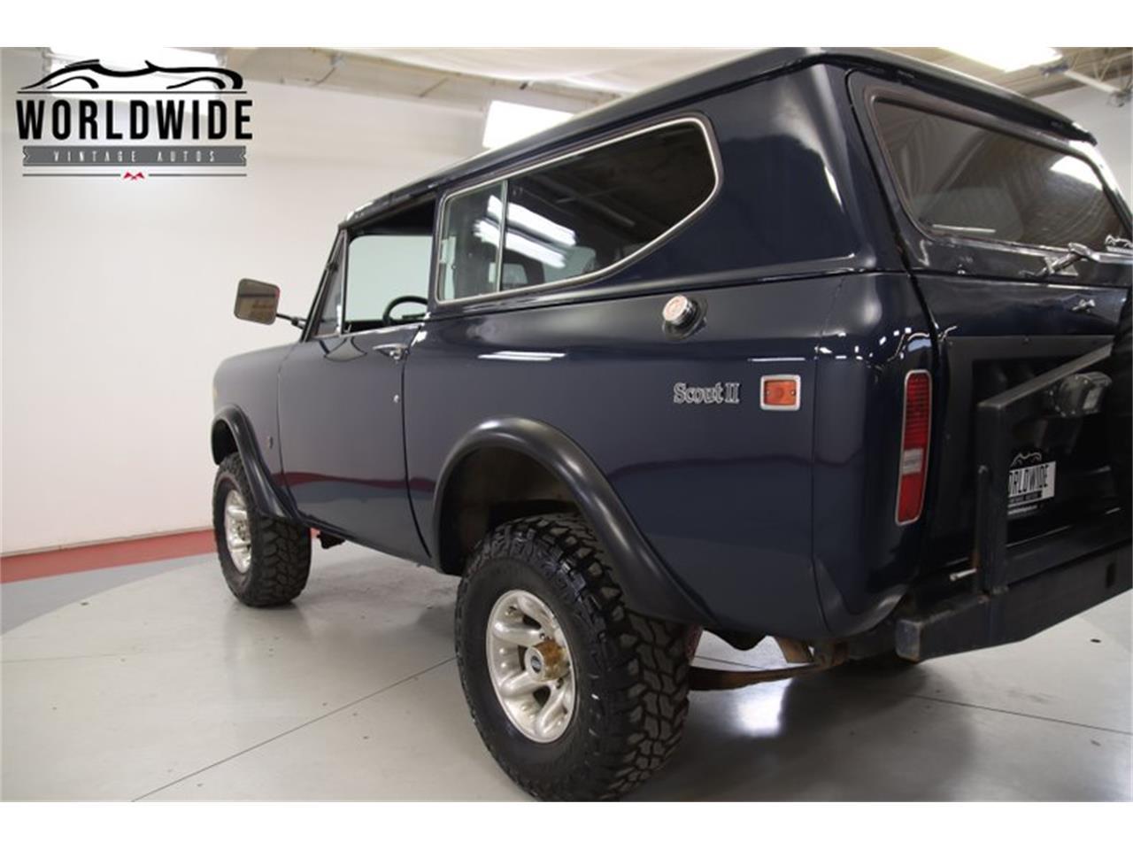 1976 International Scout (CC-1378860) for sale in Denver , Colorado