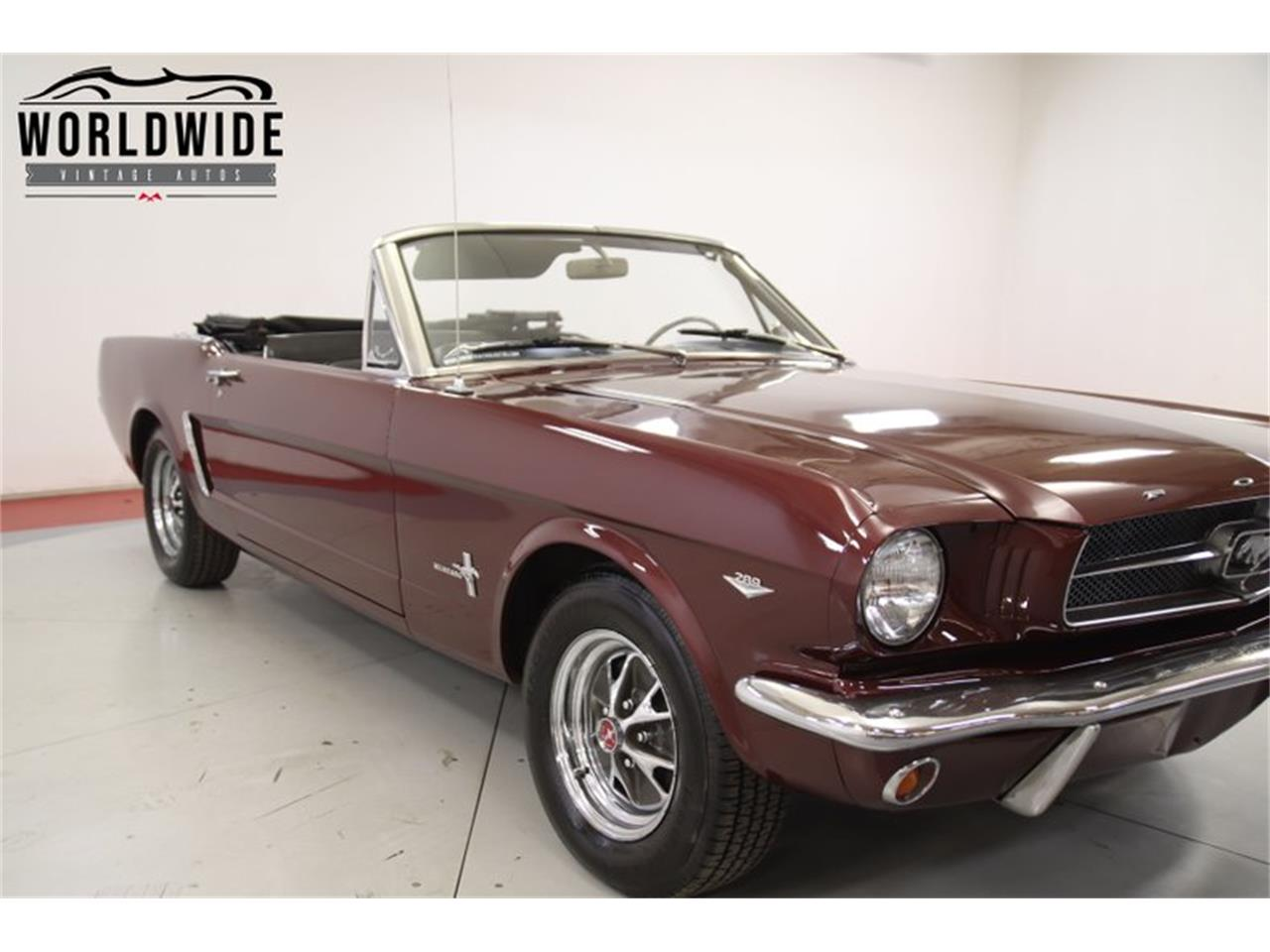 1965 Ford Mustang (CC-1378863) for sale in Denver , Colorado