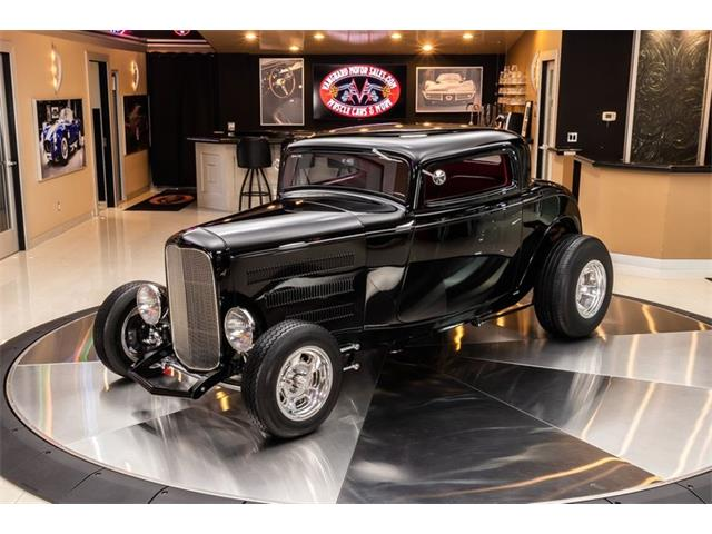 1932 Ford 3-Window Coupe (CC-1378879) for sale in Plymouth, Michigan