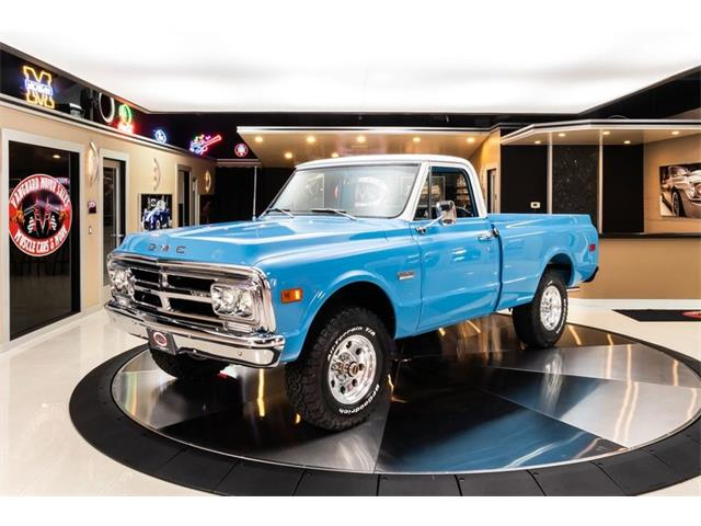 1969 GMC 1500 (CC-1378880) for sale in Plymouth, Michigan