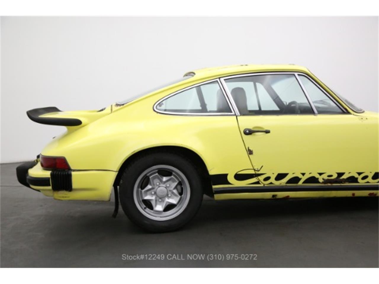 1975 Porsche Carrera (CC-1378889) for sale in Beverly Hills, California