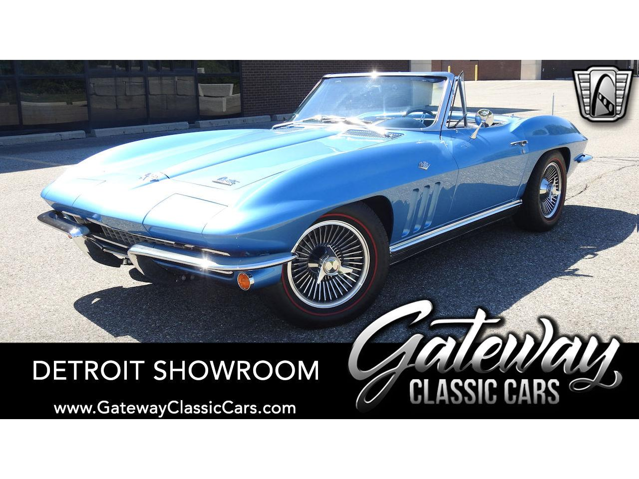1966 Chevrolet Corvette (CC-1378893) for sale in O'Fallon, Illinois