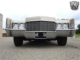 1969 Cadillac Coupe DeVille (CC-1378896) for sale in O'Fallon, Illinois