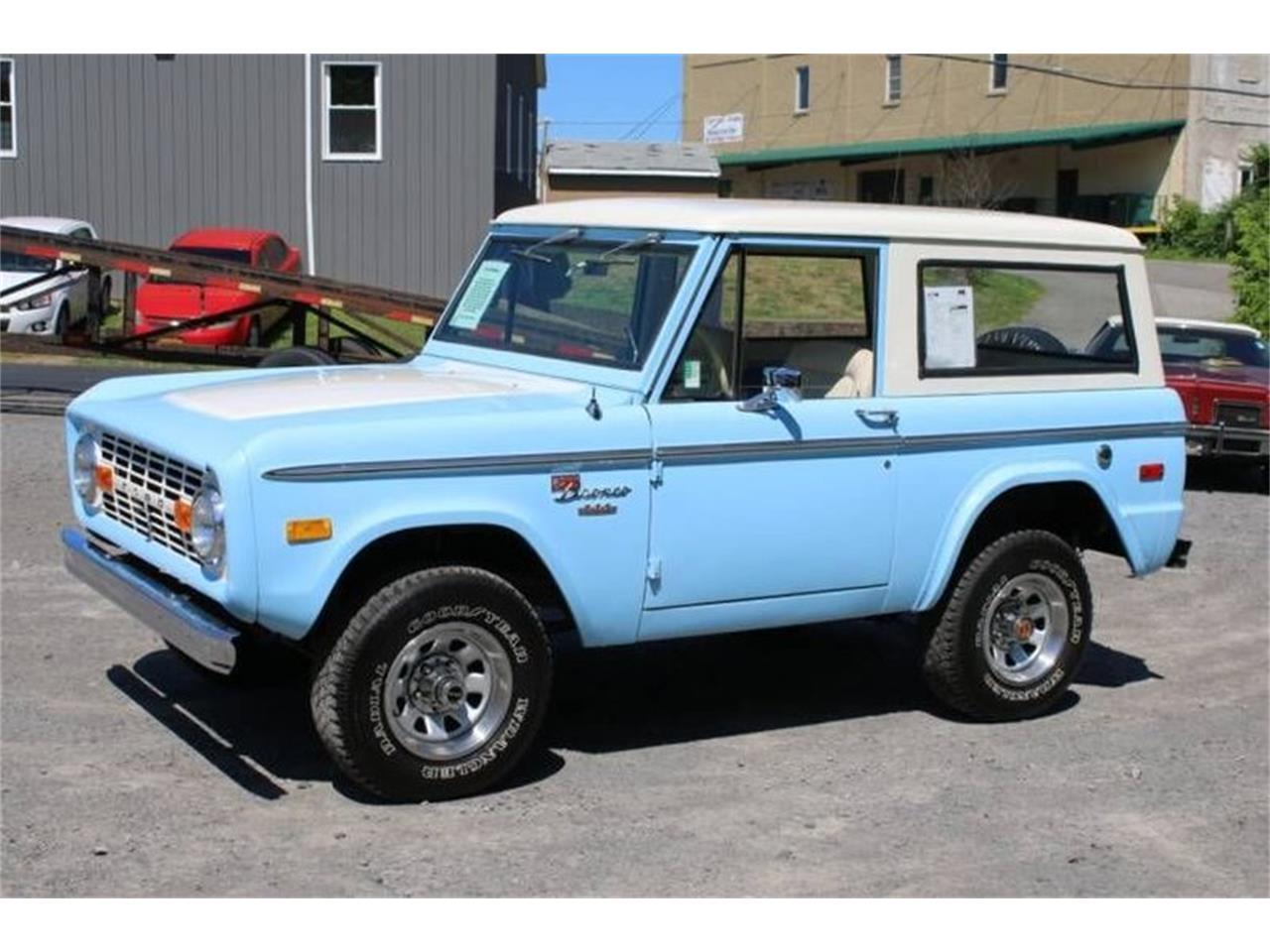 1974 Ford Bronco (CC-1378920) for sale in Punta Gorda, Florida