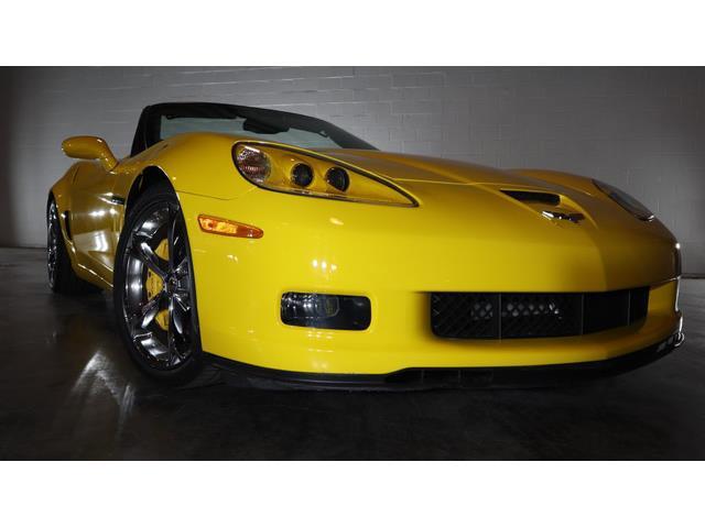 2012 Chevrolet Corvette (CC-1378925) for sale in Jackson, Mississippi