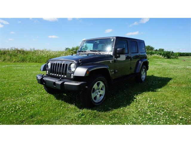 2018 Jeep Wrangler (CC-1378936) for sale in Clarence, Iowa