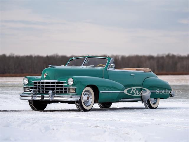 1947 Cadillac Series 62 (CC-1378943) for sale in Auburn, Indiana