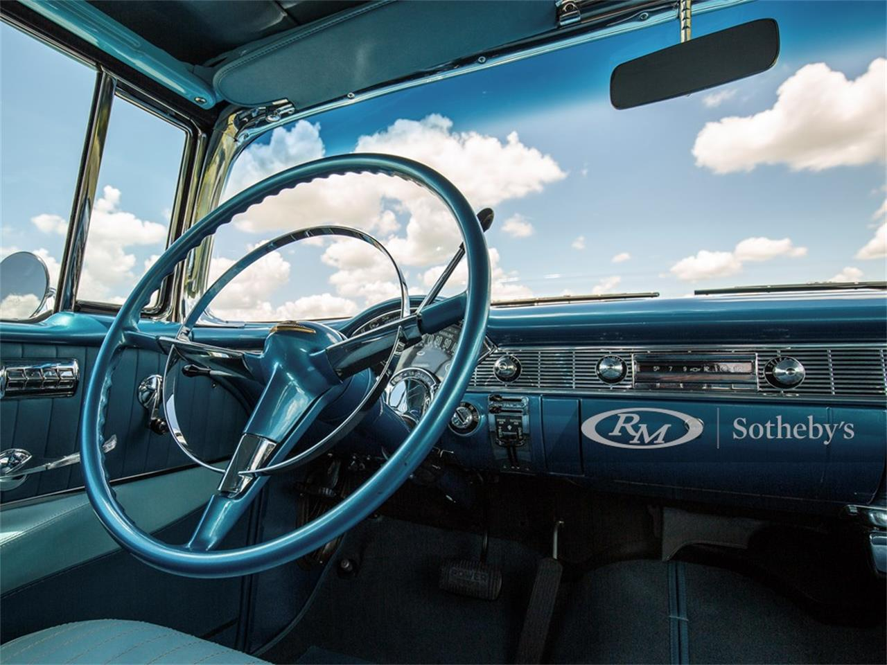 1956 Chevrolet Bel Air (CC-1378952) for sale in Auburn, Indiana