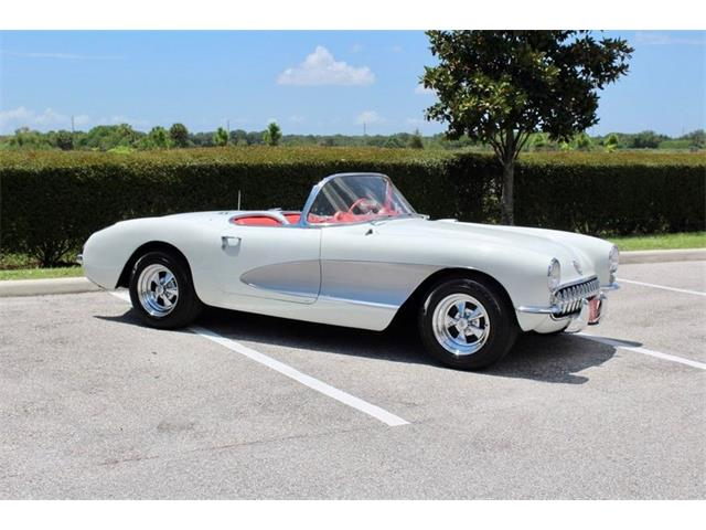 1957 Chevrolet Corvette (CC-1378959) for sale in Sarasota, Florida