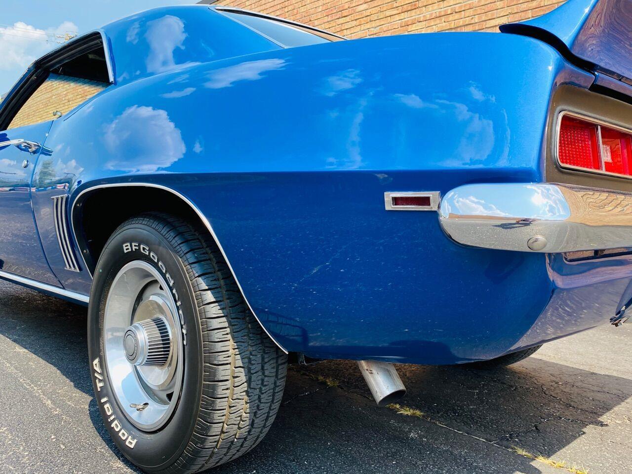 1969 Chevrolet Camaro (CC-1378965) for sale in Addison, Illinois