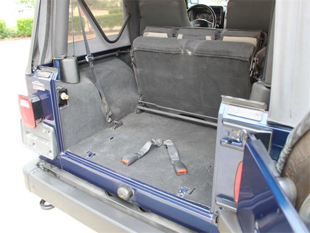 2004 Jeep Wrangler (CC-1378967) for sale in O'Fallon, Illinois