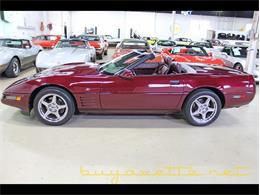 1993 Chevrolet Corvette (CC-1378981) for sale in Atlanta, Georgia