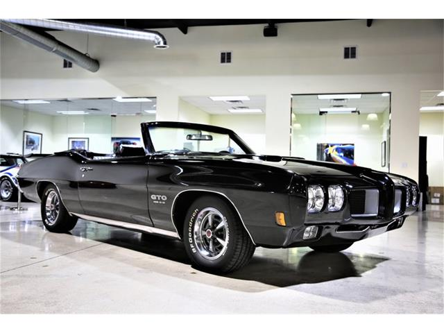 1970 Pontiac GTO (CC-1378983) for sale in Chatsworth, California
