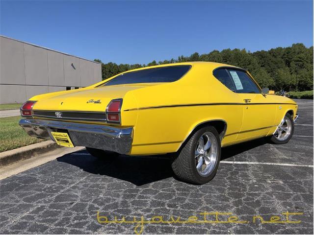 1969 Chevrolet Chevelle (CC-1378985) for sale in Atlanta, Georgia