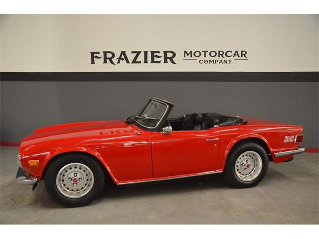 1974 Triumph TR6 (CC-1378989) for sale in Lebanon, Tennessee