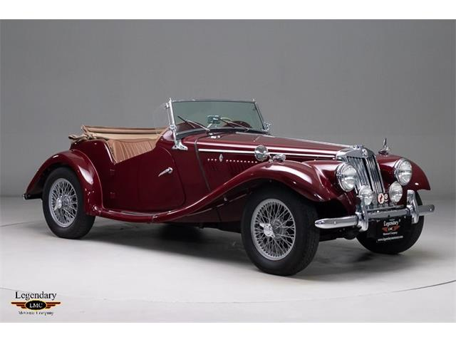 1954 MG TF (CC-1378995) for sale in Halton Hills, Ontario