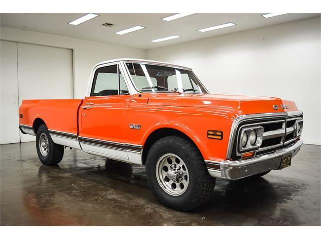 1970 GMC Sierra (CC-1378999) for sale in Sherman, Texas