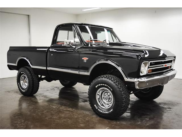 1967 Chevrolet C10 (CC-1379003) for sale in Sherman, Texas