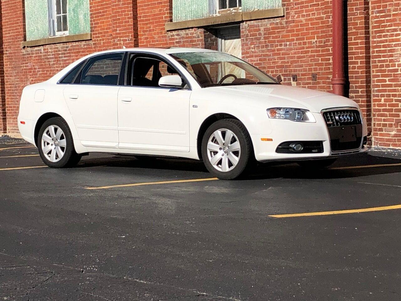 2008 Audi A4 (CC-1379018) for sale in Saint Charles, Missouri