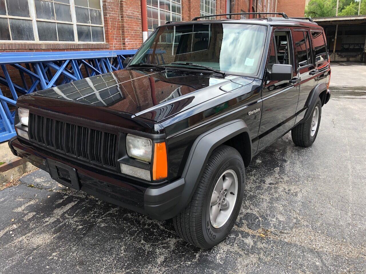 1996 Jeep Cherokee (CC-1379019) for sale in Saint Charles, Missouri
