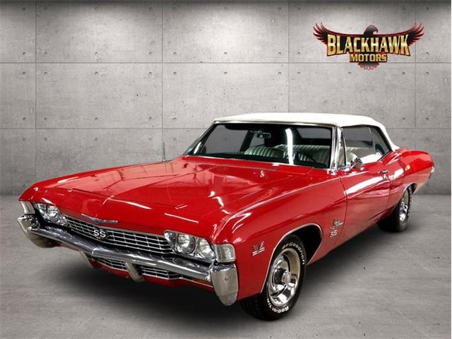1968 Chevrolet Impala (CC-1379028) for sale in Gurnee, Illinois