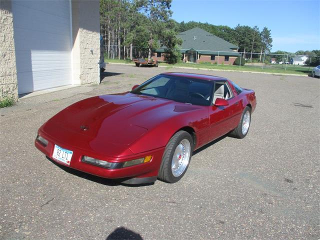 1992 Chevrolet Corvette (CC-1379042) for sale in Ham Lake, Minnesota