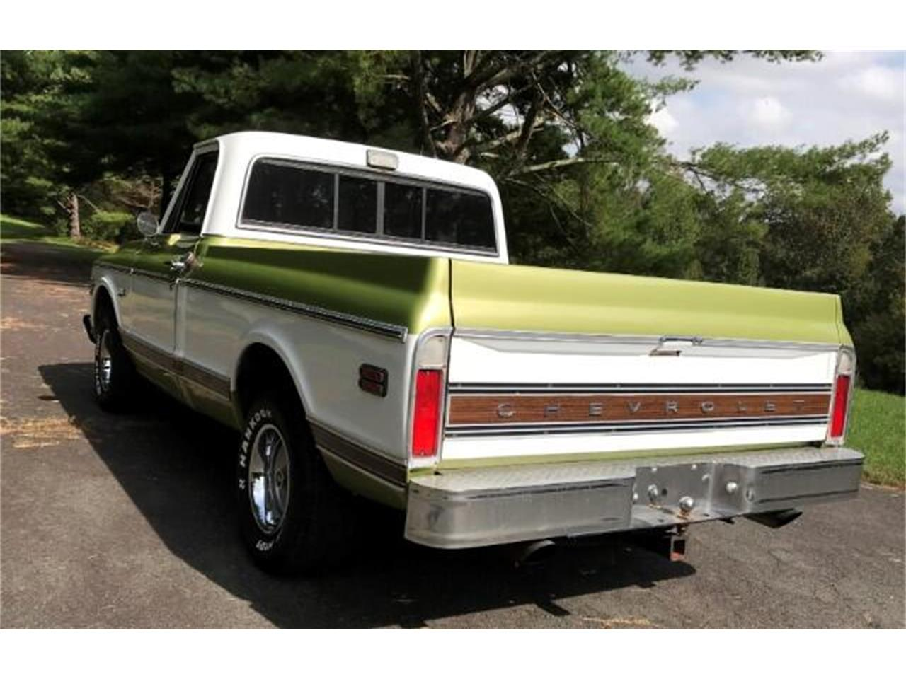 1971 Chevrolet C/K 10 (CC-1379053) for sale in Harpers Ferry, West Virginia