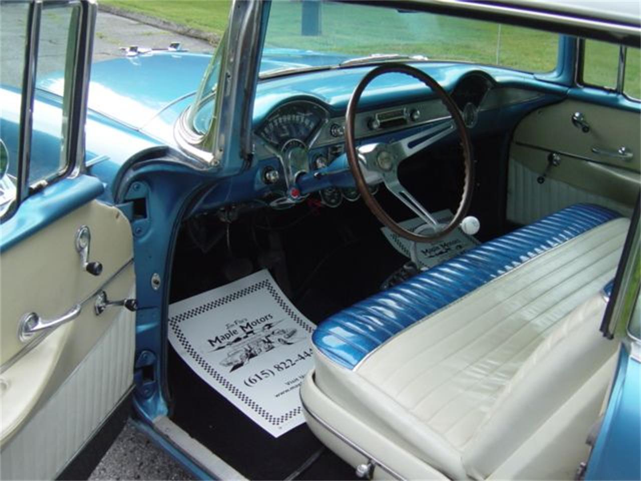 1956 Chevrolet Bel Air (CC-1379069) for sale in Hendersonville, Tennessee