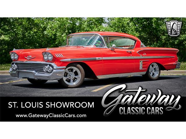 1958 Chevrolet Impala (CC-1379076) for sale in O'Fallon, Illinois