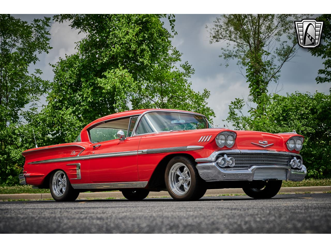1958 Chevrolet Impala (CC-1379076) for sale in O'Fallon, Illinois