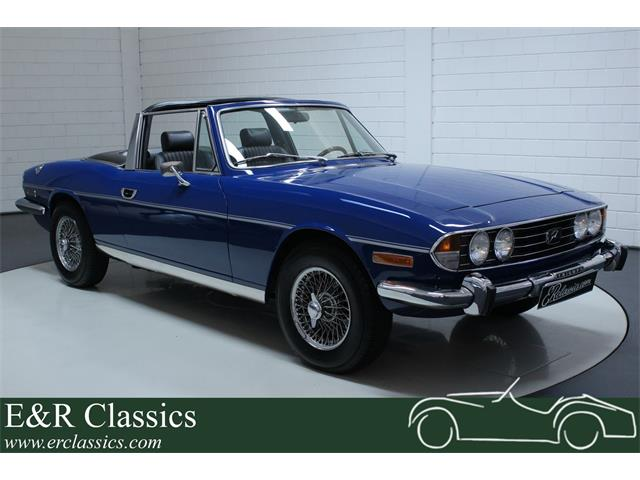 1975 Triumph Stag (CC-1379077) for sale in Waalwijk, Noord Brabant