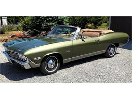 1968 Chevrolet Chevelle Malibu (CC-1379087) for sale in St. Catharines, Ontario