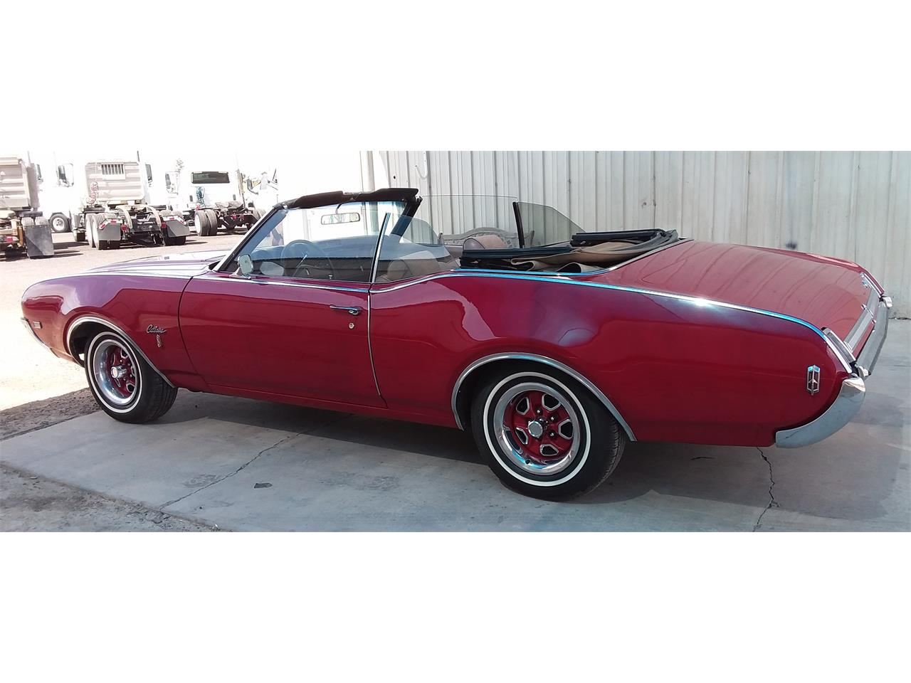 1969 Oldsmobile Cutlass (CC-1379095) for sale in Queen Creek, Arizona