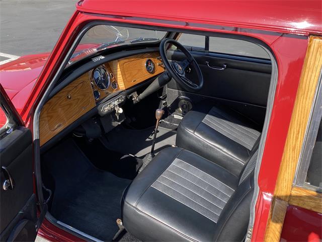 1967 Morris Minor Traveler Woodie (CC-1379099) for sale in newport beach, California