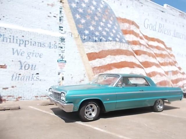 1964 Chevrolet Impala SS (CC-1379108) for sale in Skiatook, Oklahoma