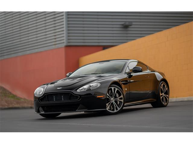 2015 Aston Martin V12 Vantage S (CC-1379111) for sale in Monterey, California