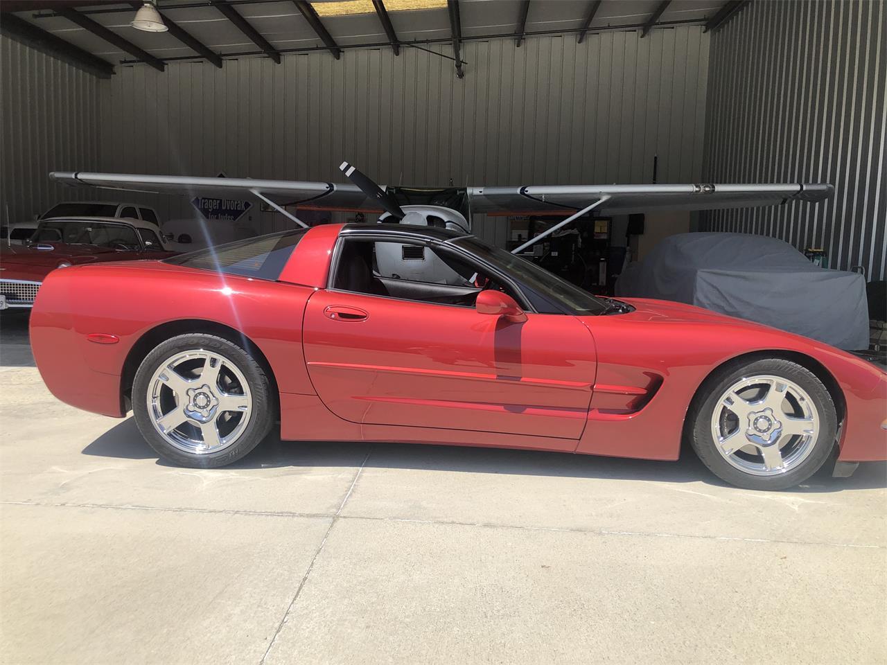 1997 Chevrolet Corvette (CC-1379112) for sale in Highland, California