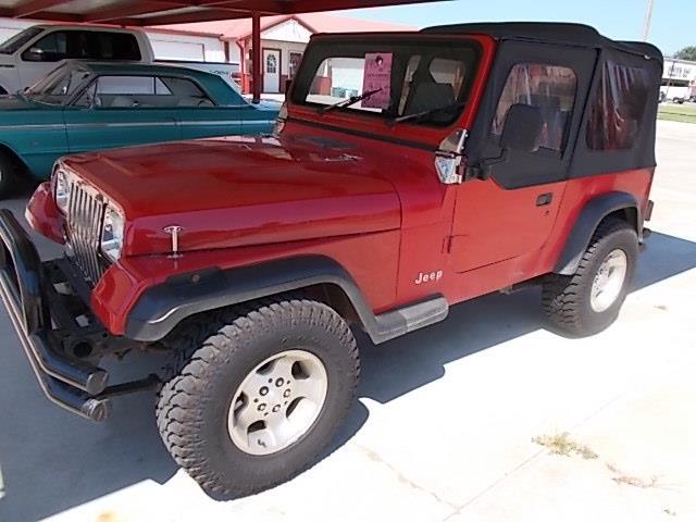 1993 Jeep Wrangler (CC-1379113) for sale in Skiatook, Oklahoma